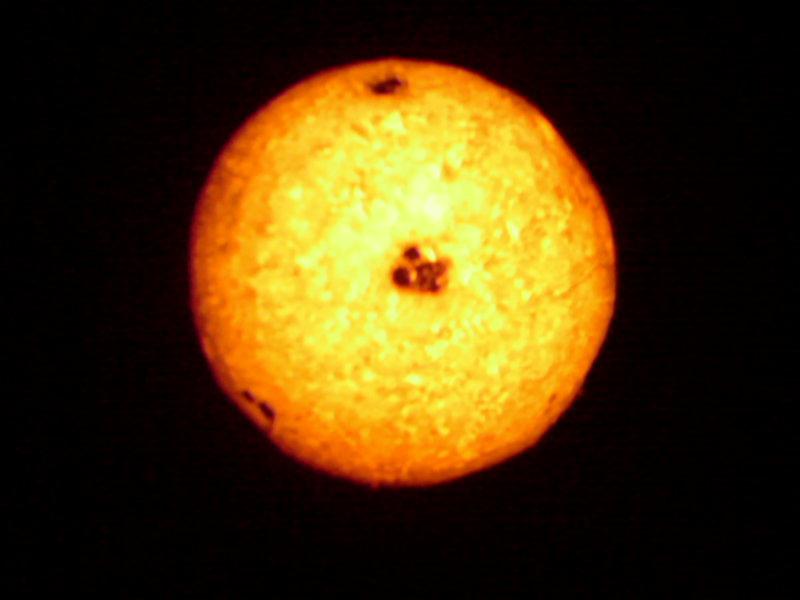 модель Солнца
